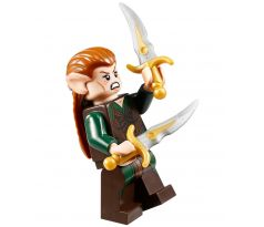 LEGO (79001) Tauriel, Dark Green and Dark Brown Outfit-  The Hobbit and the Lord of the Rings: The Hobbit