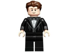 LEGO (75948) Cedric Diggory, Black Suit and Bow Tie- Harry Potter: Goblet of Fire