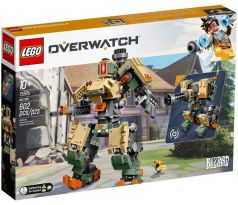 LEGO 75974 Bastion- Overwatch