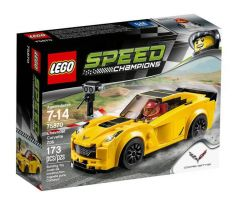 LEGO 75870 Chevrolet Corvette Z06- Speed Champion