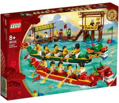 LEGO 80103 Dragon Boat Race- Chinese