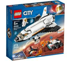 LEGO 60226 Mars Research Shuttle- City: Space Port