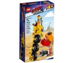 LEGO 70823 Emmet's Thricycle!- The LEGO Movie 2