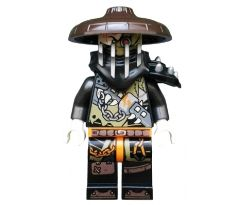 LEGO (70655) Heavy Metal (Faith)- Ninjago: Hunted