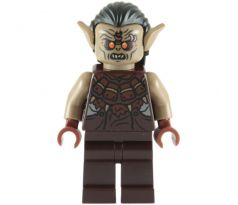 LEGO (9476) Mordor Orc - Dark Tan- The Lord of the Rings