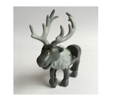 LEGO (41066) Sven Reindeer, Frozen with Light Bluish Gray Antlers and Fur around Neck Patter- Disney Princess: Frozen