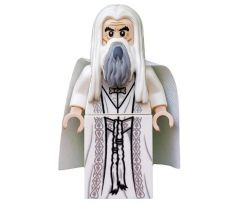 LEGO (10237) Saruman - Long Robes- The Lord of the Rings
