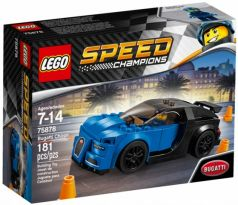 LEGO 75878 Bugatti Chiron- Speed Champion