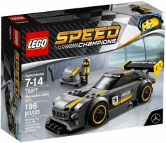LEGO 75877 Mercedes-AMG GT3- Speed Champion