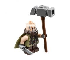 LEGO (79003) Dwalin the Dwarf - The Hobbit and the Lord of the Rings