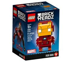 LEGO 41590 Iron Man - BrickHeadz: Super Heroes: Captain America Civil War
