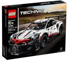 LEGO 42096 Porsche 911 RSR- Technic: Model: Race