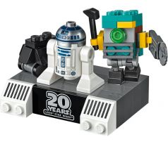 LEGO 75522 Mini Boost Droid Commander polybag-  Star Wars: BOOST: Star Wars Episode 4/5/6: