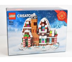 LEGO 40337 Mini Gingerbread House- Holiday & Event: Christmas