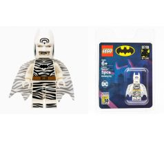 Zebra Batman - San Diego Comic-Con 2019 Exclusive blister pack