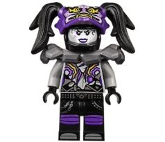 LEGO (70641) Ultra Violet (Oni Mask of Hatred) -  Ninjago: Sons of Garmadon