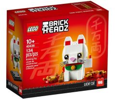 LEGO 40436  Lucky Cat - Brickheadz