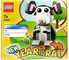 LEGO 40355 Year of The Rat -  Holiday & Event: Chinese New Year