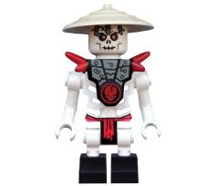 LEGO (2263) Frakjaw - with Hat - Ninjago: The Golden Weapons