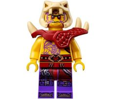 LEGO (70749) Zugu - Ninjago: Tournament of Elements