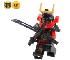 LEGO (70750) Samurai X (Nya) - Ninjago: Tournament of Elements