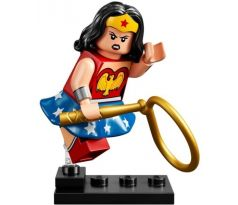 LEGO 71026 Wonder Woman, 1941 First Appearance - Collectible Minifigures: DC Super Heroes