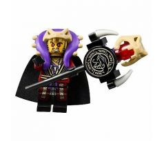 LEGO (70749) Chen Cape - Ninjago: Tournament of Elements