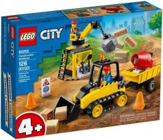 LEGO 60252 Construction Bulldozer - City: Construction