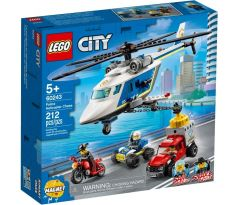 LEGO 60243 Police Helicopter Chase - City: Police