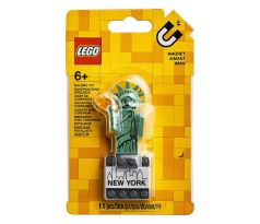 LEGO 854031 Statue of Liberty Magnet blister pack