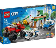 LEGO 60245 Police Monster Truck Heist -  City: Police