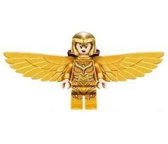 LEGO (76157) Wonder Woman (Diana Prince) - Gold Wings - DC Super Heroes: Wonder Woman 1984