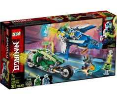 LEGO 71709 Jay and Lloyd's Velocity Racers - Ninjago: Prime Empire
