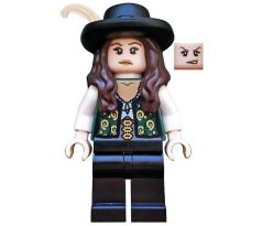 LEGO (4195) Angelica - Pirates of the Caribbean