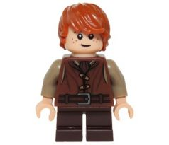 LEGO ( 5000196402) Bain Son of Bard - Vest -The Hobbit: The Battle of the Five