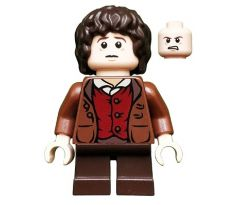 LEGO (79006) Frodo Baggins - No Cape - The Lord of the Rings
