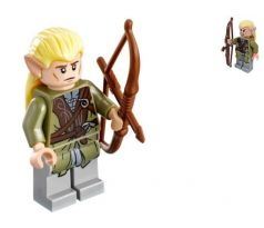 LEGO (79008) Legolas - The Lord of the Rings
