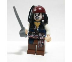 LEGO (4181) Captain Jack Sparrow Skeleton- Pirates of the Caribbean