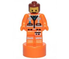 LEGO (70839) Emmet Statuette / Trophy - The LEGO Movie 2
