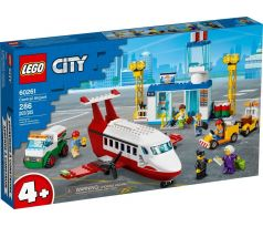 LEGO 60261 Central Airport - City: Airport: