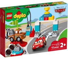 LEGO DUPLO 10924 - Lightning McQueen's Race Day - Duplo Cars