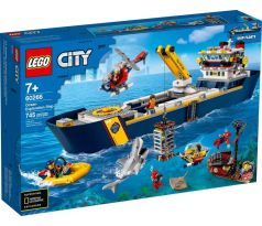 LEGO 60266 Ocean Exploration Ship - City: Deep Sea Explorers