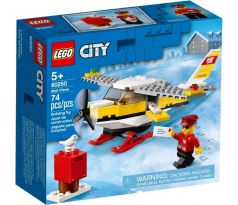 LEGO 60250 Mail Plane - City: Post Office