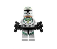 LEGO (7913) Clone Trooper Clone Wars with Sand Green Markings - Star Wars The Clone Wars