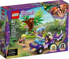 LEGO 41421 Baby Elephant Jungle Rescue - Friends