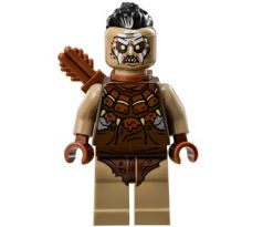 LEGO (79016) Hunter Orc with Top Knot and Quiver -  The Hobbit: The Battle of the Five Armies