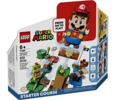 LEGO 71360 Adventures with Mario - Starter Course - Super Mario