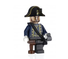 LEGO (4192) Hector Barbossa with Pegleg- Pirates of the Caribbean