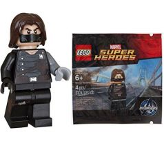 LEGO Winter Soldier polybag- Super Heroes: Avengers
