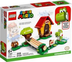 LEGO 71367 Mario's House & Yoshi - Expansion Set - Super Mario